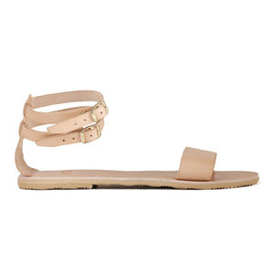 Shoes - Greek Leather Sandals 'Urania'